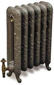 art deco radiators