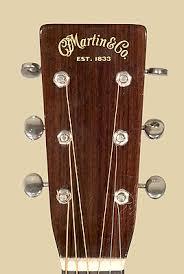 guitarra martin
