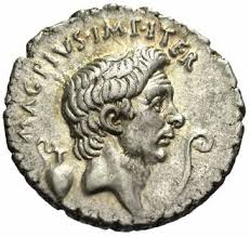 pictures of roman coins