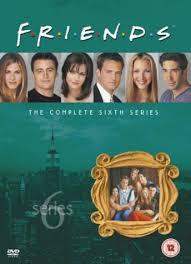friends series 6 dvd