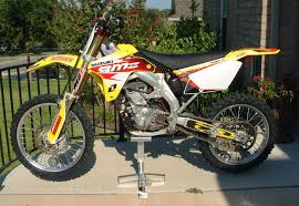 2005 suzuki rmz 450