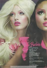 living barbie