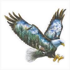 eagle plaque