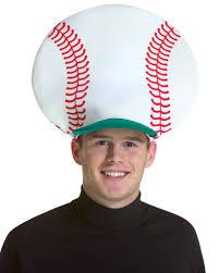 funny baseball cap