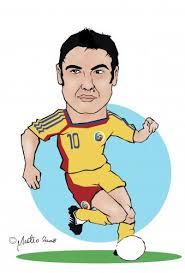 cartoon pictures of footballers