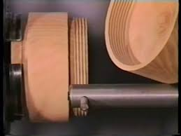 wood threading