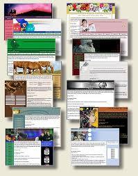 plantillas para tu web