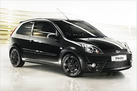 ford fiesta black magic