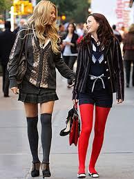 gossip girl looks
