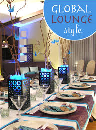 lounge party ideas