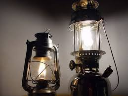 old kerosene lamps