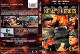 kellys heroes dvd