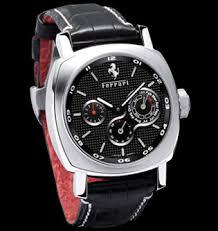 ferrari wrist watch