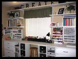 craft room decorating