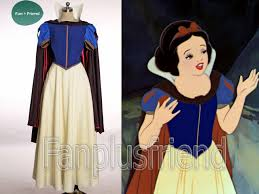 disney snow white outfit