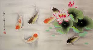 chinese water color paintings