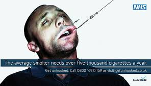 nhs anti smoking adverts