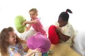girls pajama party
