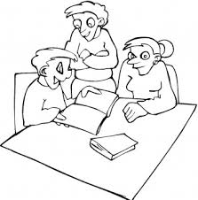 homework pages for kids