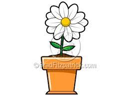 flower cartoon clip art