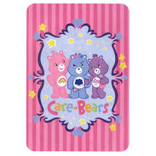care bears blanket