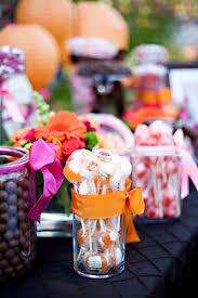 candy weddings