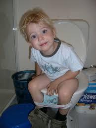boys potty