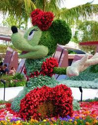 flowers disney