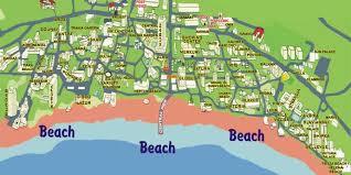 map of bulgaria sunny beach