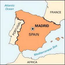 madrid location