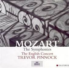 mozart symphonies pinnock