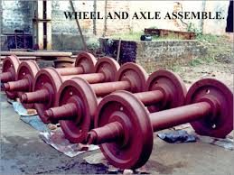 axle assemblies