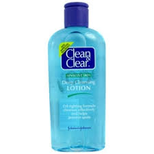 clean and clear lotion