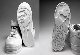 obama sneaker