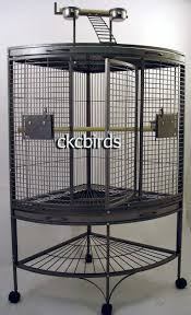 african grey cages