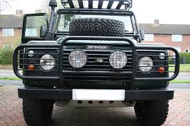 land rover bull bars
