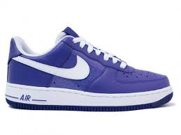 air force ones purple