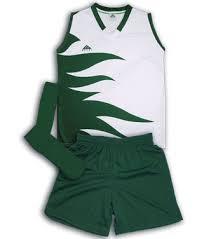 girl soccer uniform
