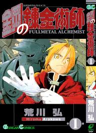 full metal alchemist vol 1