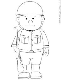 clip art soldier