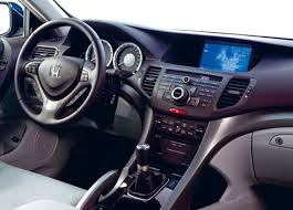 2009 honda accord coupe interior