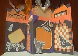halloween scrapbooks