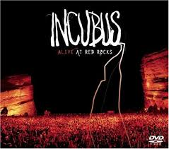 live at red rocks incubus