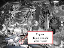 engine temp sensor