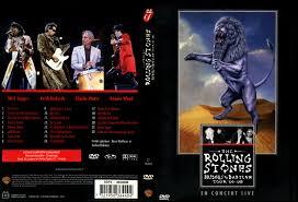 rolling stones bridges to babylon dvd