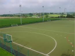 astroturf pitch