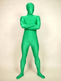 greenman outfit
