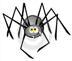 cartoon spiders pictures