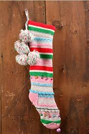 old fashion christmas stockings