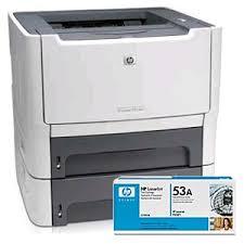 hp black printers